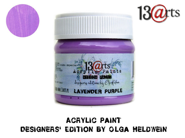 Lavender Purple Ayeeda Paint