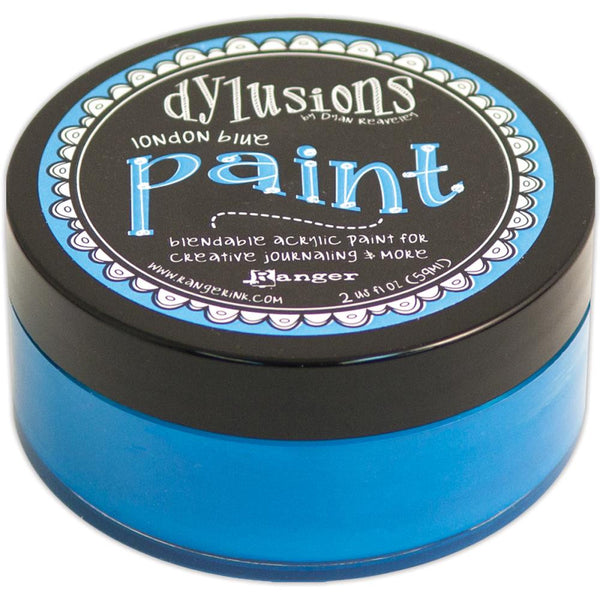 London Blue Dyan Reaveley's Dylusions Paint 2oz