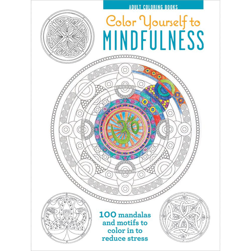 Color Yourself To Mindfulness Cico Books - Artified Shop