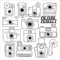 Picture Perfect - 12x12 Template