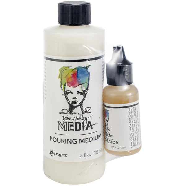 Dina Wakley Media Pouring Medium & Cell Creator Set - Artified Shop