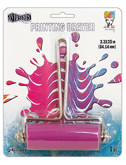 Ranger Gel Press Brayer -Medium