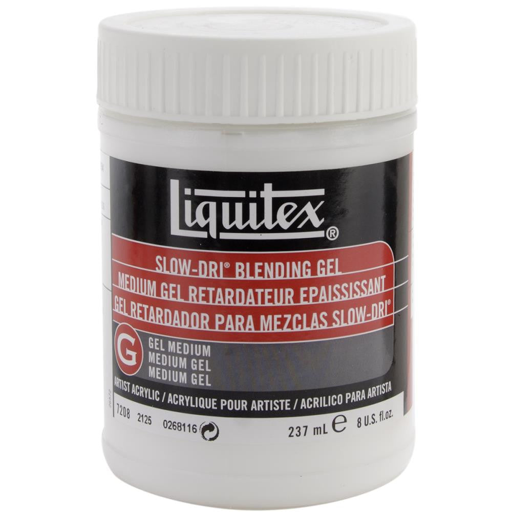 Liquitex Slow-Dri Blending Acrylic Gel Medium - Artified Shop