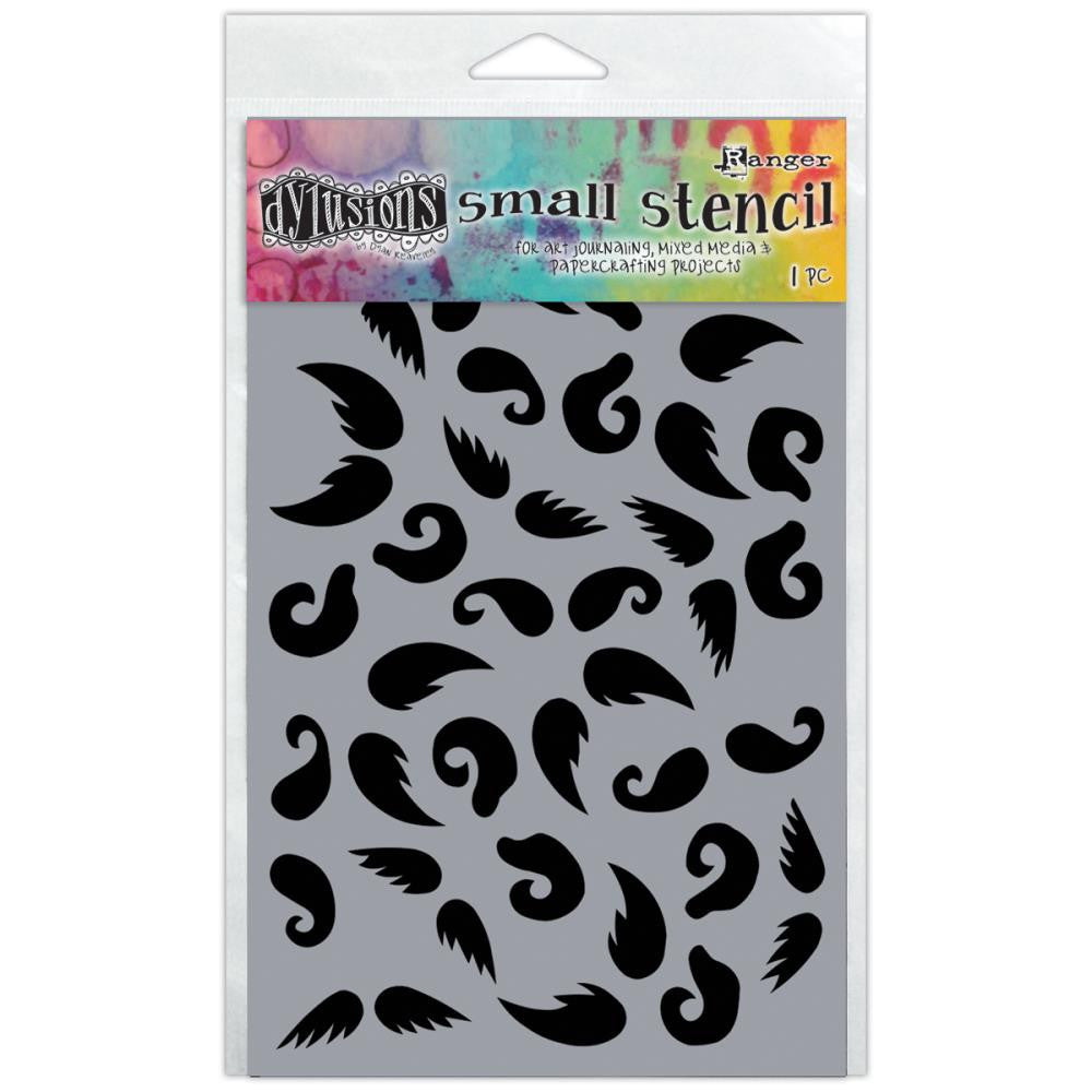 "Stash of 'Tache Dyan Reaveley's Dylusions Stencils 5""X8"" - Artified Shop"