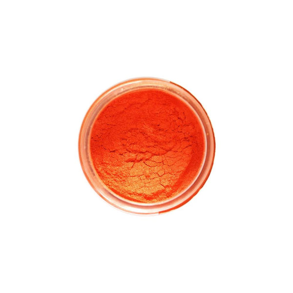 Finnabair Art Ingredients Mica Powder .6oz -Tangerine