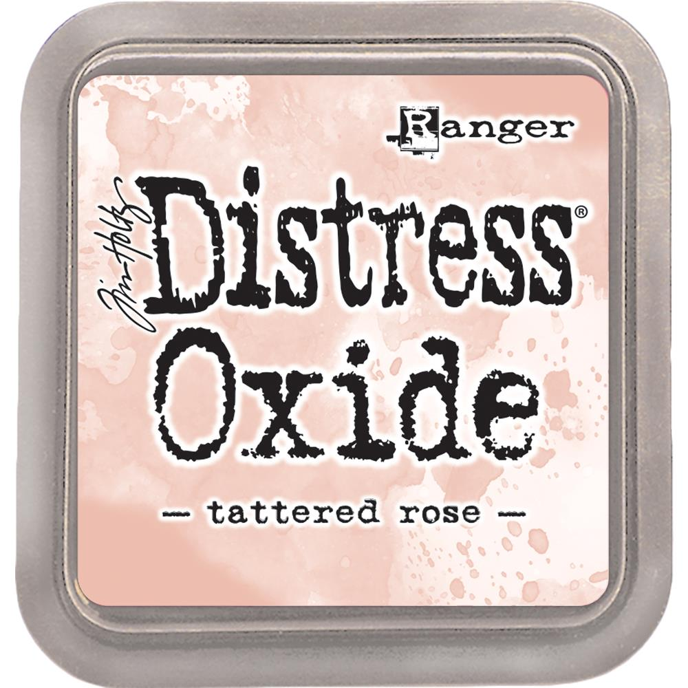 Tim Holtz Distress Oxides Ink Pad - Tattered Rose - Artified Shop