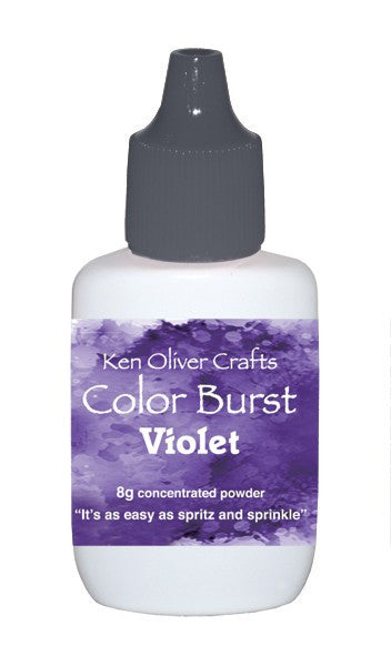 Ken Oliver - Color Burst - Violet - Artified Shop