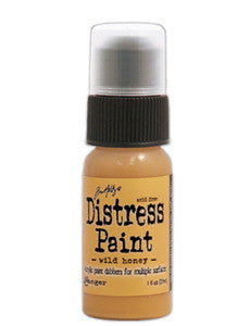 Wild Honey Distress Paint - Artified Shop