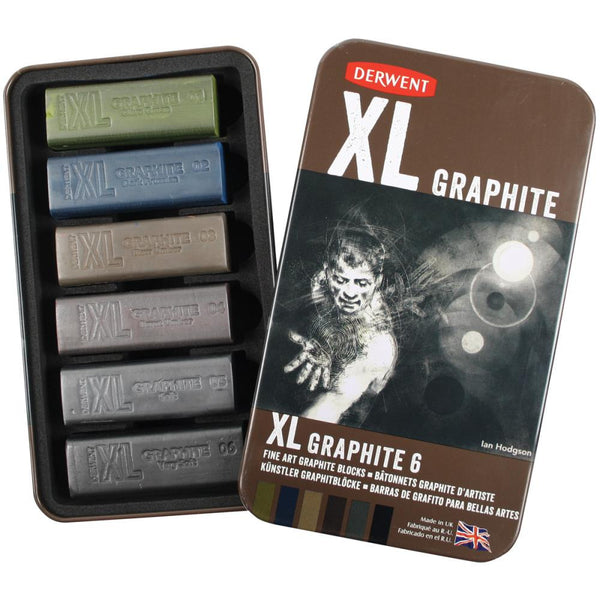 XL Graphite 6/Tin - Artified Shop