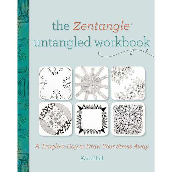 The Zentangle Untangled Workbook - Artified Shop