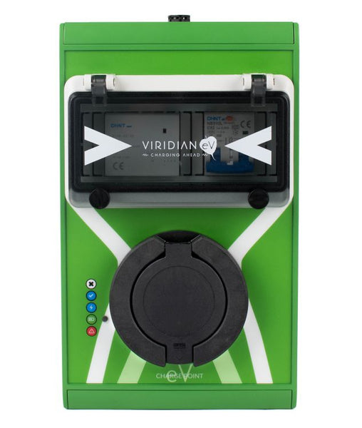 vCharge Classic (Free / Socket) EV charge point