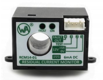 6mA DC Residual Current Monitor - RCM14-01