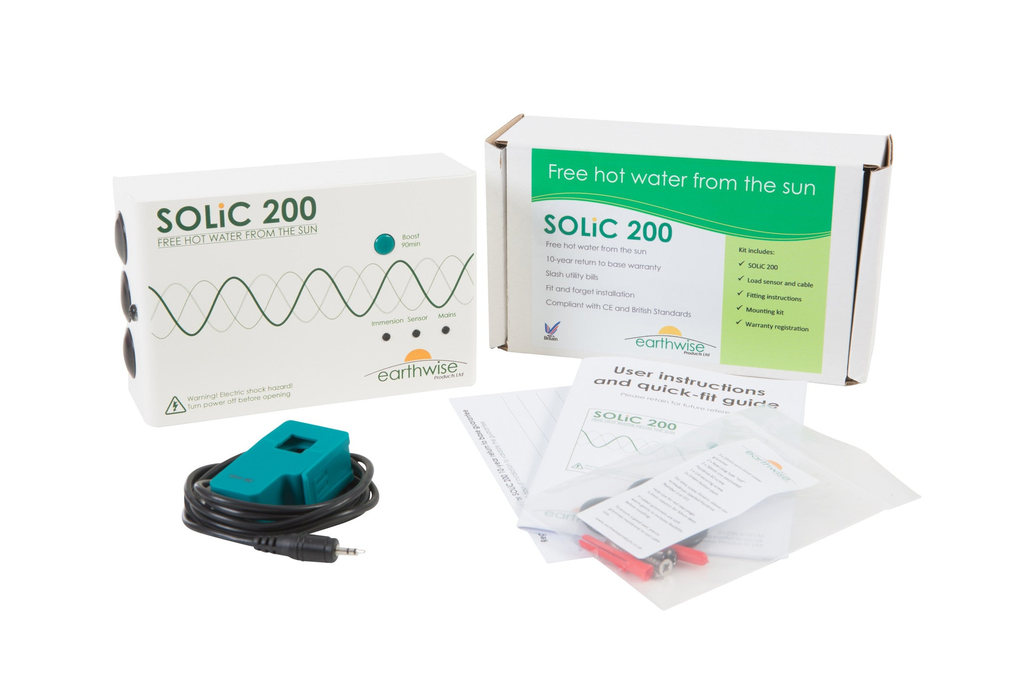SOLiC 200 Solar Immersion Controller