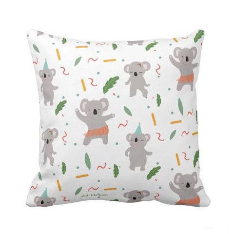 Koala Dancing Cushion