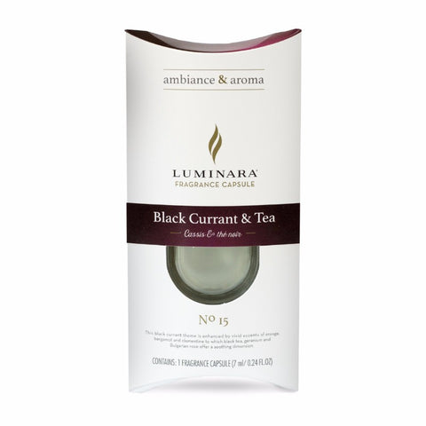 Aroma Capsule Luminara Currant & Black Tea