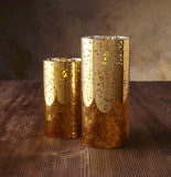 Mercury Glass Gold