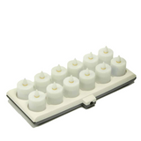 Smart Candle Basic Rechargeable Set 12