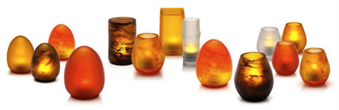 Smart Candle Holder Resin Range
