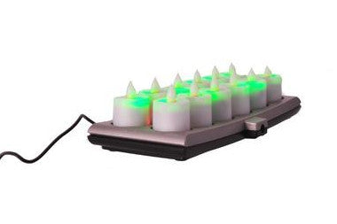 Smart Candle Evolution Rechargeable Set 12