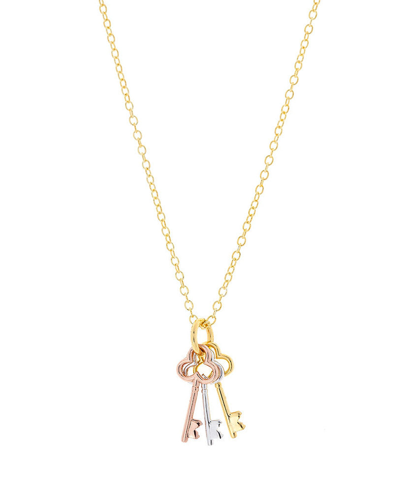 Lucky Key Necklace