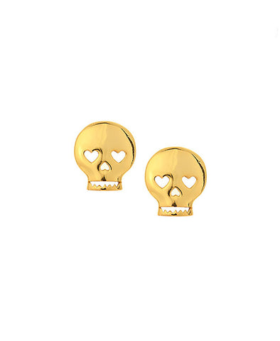 Teddy Bear Stud Earrings