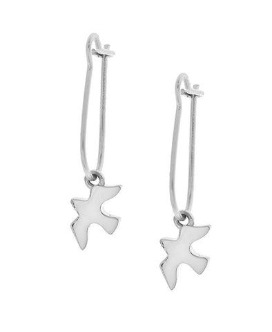 Wishbone Stud Earrings