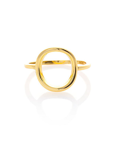 Repeat Circle Ring
