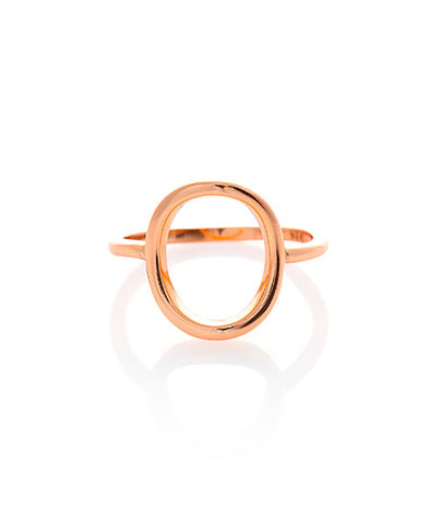 Double Curved Ring