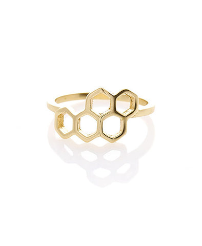 Block Square Ring