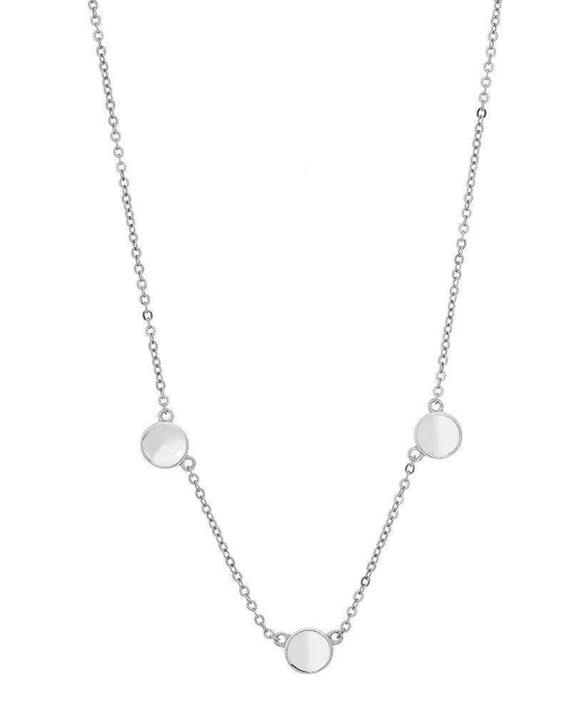 Dotted Charm Necklace