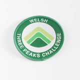 Welsh Three Peaks Challenge embroidered/woven patch - Three Peaks Challenge - 2