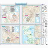 OS National Three Peaks Challenge Maps - Three Peaks Challenge - 2