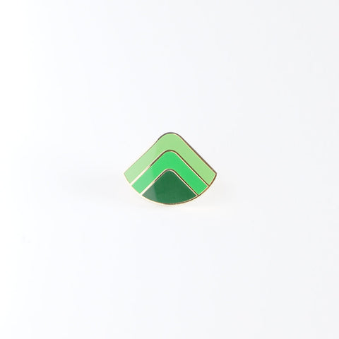 Three Peaks Challenge Pin Badge - Three Peaks Challenge - 1