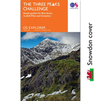 OS National Three Peaks Challenge Maps - Three Peaks Challenge - 6