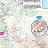 OS National Three Peaks Challenge Maps - Three Peaks Challenge - 3