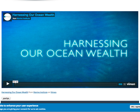 Harnessing Our Ocean Wealth
