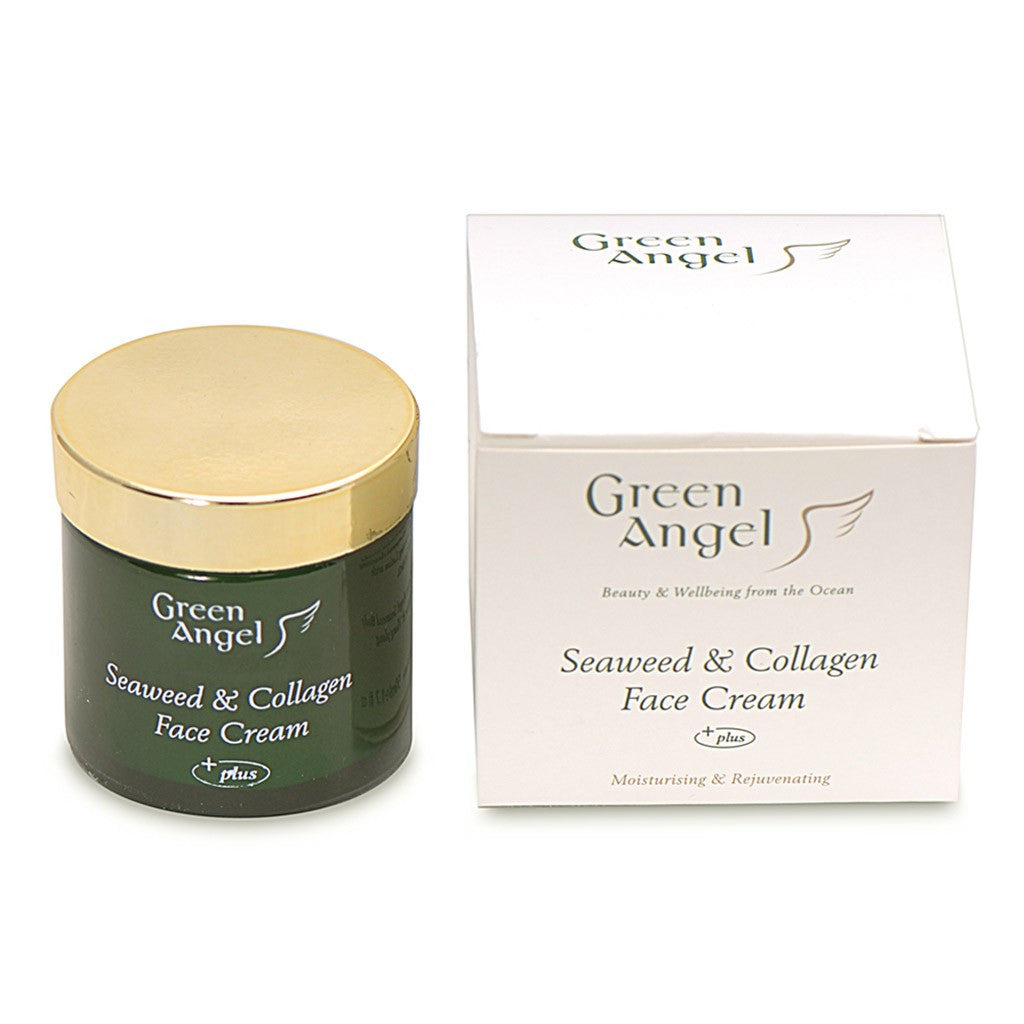 Seaweed facial products