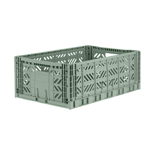 Aykasa Maxi Crate - Almond Green - 1