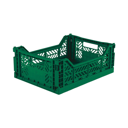 Aykasa Midi Crate - Dark Green - 1
