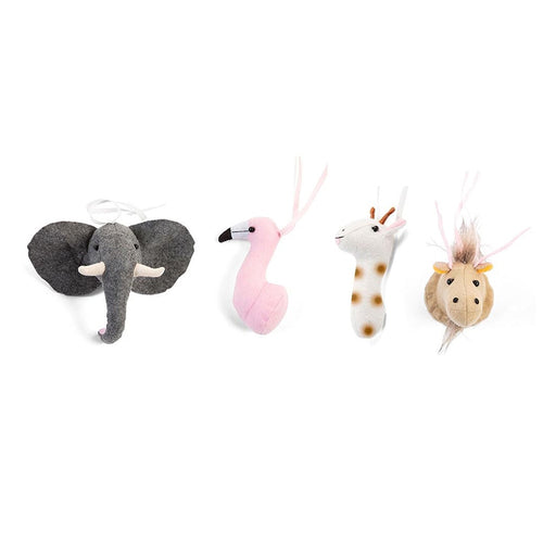 Childhome Gym Toys Felt Animals Set - 1