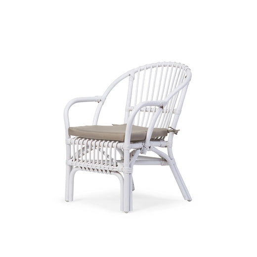 Childhome Montana Child Chair - White - 1