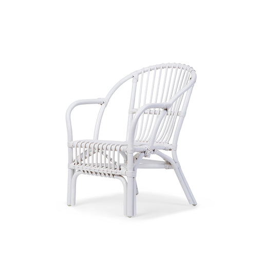 Childhome Montana Child Chair - White - 2