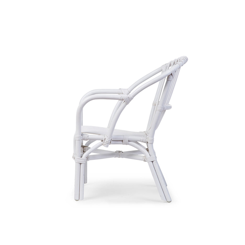 Childhome Montana Child Chair - White - 3