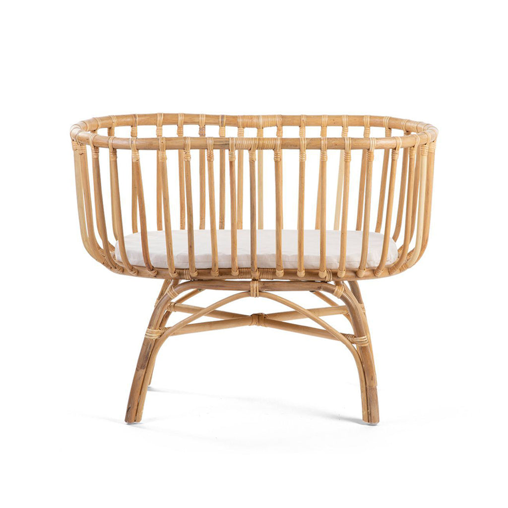 Childhome Rattan Cradle - 1