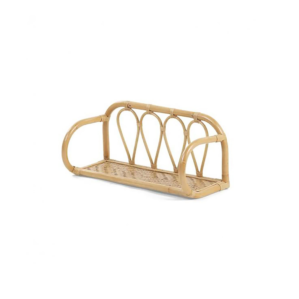 Childhome Rattan Shelf - 1