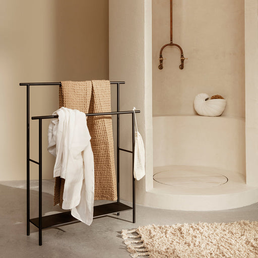 Ferm Living Dora Towel Stand - Black