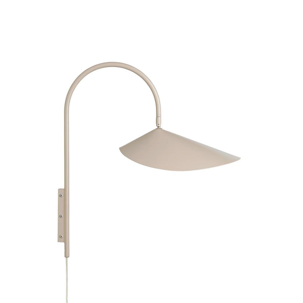 Ferm Living Arum Wall Lamp - Cashmere - 1