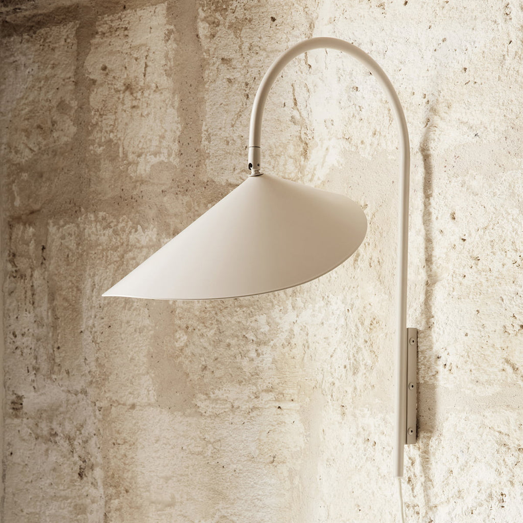 Ferm Living Arum Wall Lamp - Cashmere - 2