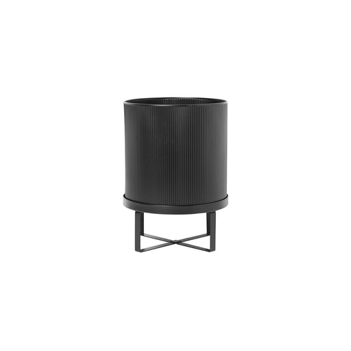 Ferm Living Bau Large Plant Pot - Black - 1