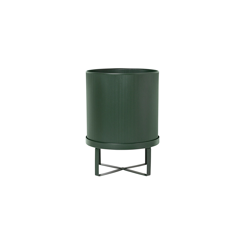 Buy Ferm Living Bau Large Plant Pot - Green